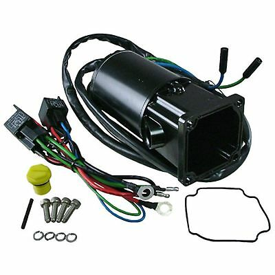 NEW TILT TRIM MOTOR WITH RESERVOIR & RELAYS FOR FORCE OUTBOARD MOTOR 120 125 HP