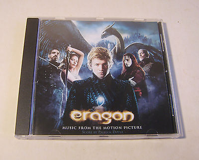 Music from the Motion Picture Fantasy Film Musik CD Eragon 2006