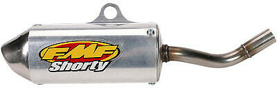 FMF Racing Exhaust PowerCore 2 Shorty Silencer Yamaha YZ80 024019 27-3387