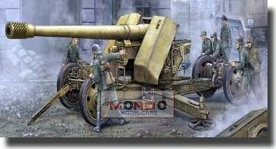 CANNONE GERMAN 128 mm 1:35 Trumpeter TR02317