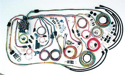 1955 59 chevy truck american autowire classic update wiring american autowire classic update series wiring harness kit 500481