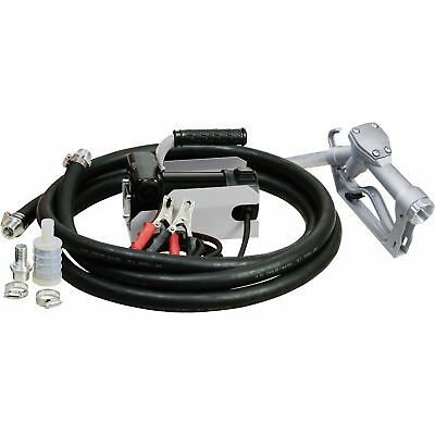 Roughneck 12 Volt Diesel Fuel Transfer Pump - 11 GPM
