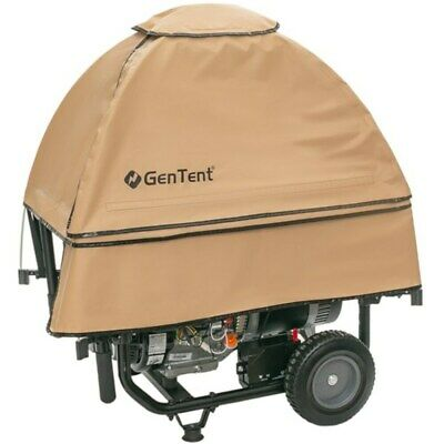 GenTent® 10k Stormbracer® Rain/Wet Weather Safety Canopy For Portable...