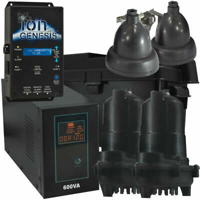 iON 30ACi Deluxe Battery Backup Sump Pump System (2640 GPH @ 10')