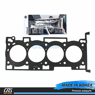 MLS Cylinder Head Gasket & Silicone for 10-13 Genesis Coupe 2.0L OEM 22311-2C000