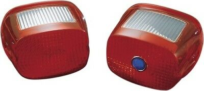 Chris Products Taillight Replacement Lens - Red American Vtwin Lhd1 22-2520 M85