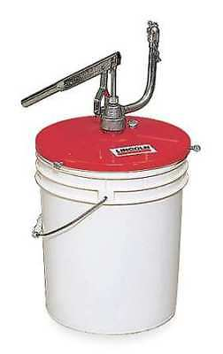 LINCOLN 1296 Grease Gun Filler Pump, 25 to 50 lb.