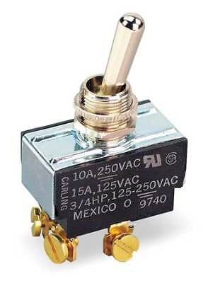 CARLING TECHNOLOGIES 2GM54-73 Toggle Switch,DPDT,On/Off/On