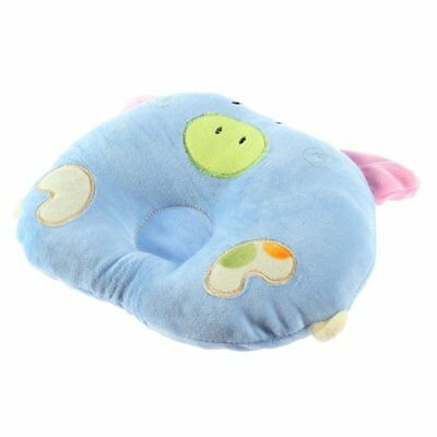 soft Cotton baby Infant Toddler Sleeping Support Pillow Prevent Flat Head KL