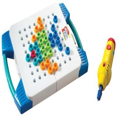 Toddler Toy Educational Insights Design Drill Take Along Toolkit