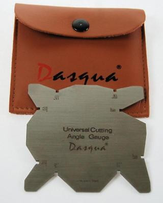 Dasqua Universal Cutter Point Angle Gauge (Ref: 10011005)