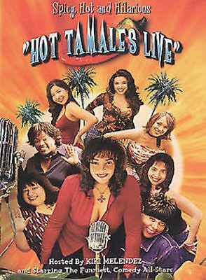 30 DVD MOVIE WHOLESALE LOT, HOT TAMALES LIVE, 30 UNITS ALL OF THE SAME