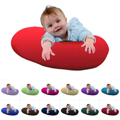 100% Cotton Twill Nursing Pillow Pregnancy Breast Feeding Baby Support Cushion
