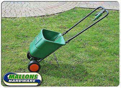 Scotts EasyGreen Rotary Spreader Lawn Spreader Fertilizer Sower Rock Salt