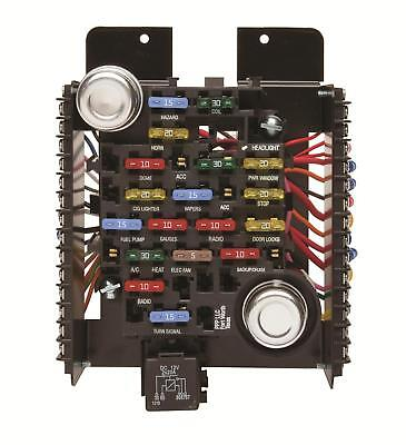 Painless Wiring 30003 Fuse Block 18-Circuit Universal Kit