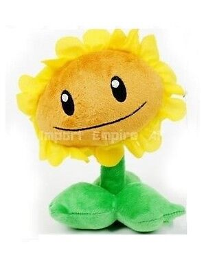 PIANTE CONTRO ZOMBI GIRASOLE 18 CM PELUCHE sunflower plush plants vs zombies 2