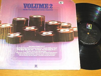 """REISSUE R&B / BLUES LP - VARIOUS ARTISTS - ABC 789 - """"FROM THE VAULTS of DUKE"""""""