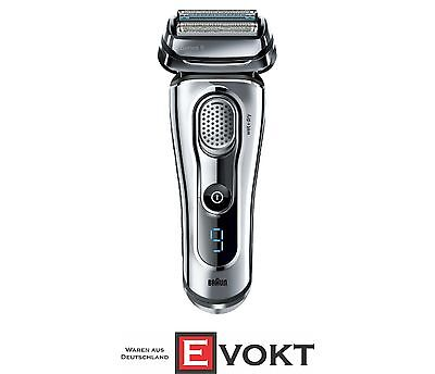 Braun 9095CC Series 9 Electric Shaver Wet & Dry With Charge Station Genuine New
