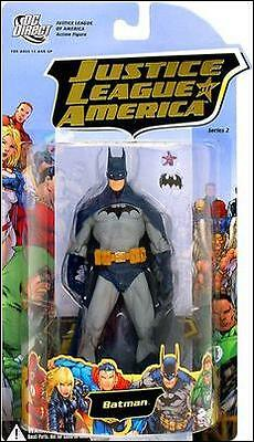 Justice League of America JLA series 2 BATMAN 6in Action Figure DC Direct Toys