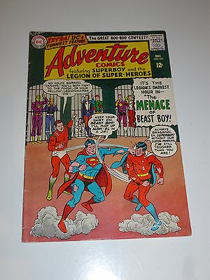ADVENTURE COMICS Comic - No 339 - Date 12/1965 - DC Comic