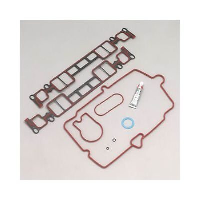 Pa 1 JEGS Performance Products 30131 Rams Horn Gasket /& Hardware Kit Includes: