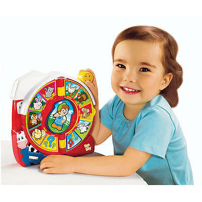 Fisher-Price See 'N Say Farmer Says