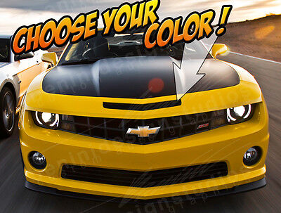 2010 2011 2012 2013 Camaro Bumper Blackout Decal Graphics RS SS ZL1