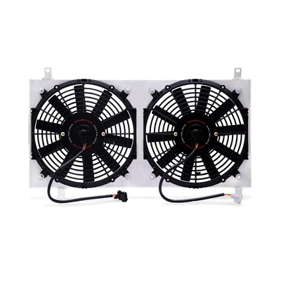 Mishimoto Alloy Radiator Fan Shroud Kit - fits Mazda MX-5 / Miata - 1990-1997