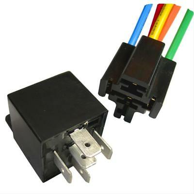 PICO WIRING 5591PT Relay and Harness 40 Amp Single Pole Kit