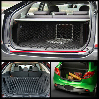 90*30cm Rear Trunk Envelope Cargo Net Boot Storage Organizer Fit For Ford Escape