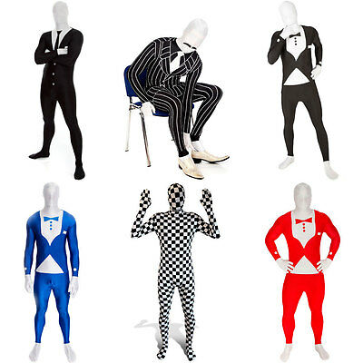 The All new MSUIT. M-SUIT from Morphsuit. Perfect Fancy dress costume for men.