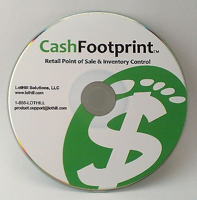 Pro Retail Point-of-Sale(POS) Software, Inventory/Customer Tracking