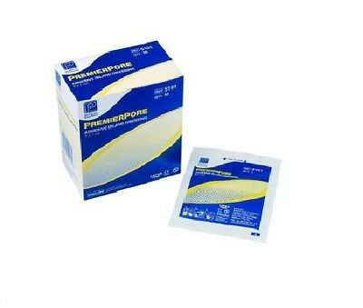 Premierpore Adhesive Island Dressing Various Sizes and Quantity Cheapest On Ebay
