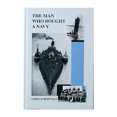 Book - The Man Who Bought a Navy (New)