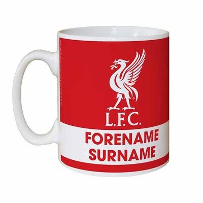 Personalised LIVERPOOL Football Club FC Eat Sleep Drink Mug Gift