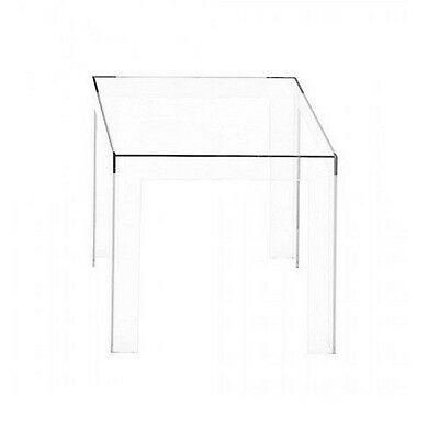 Kartell Jolly / 8850B4 Table d'appoint Transparent Import Allemagne  NEUF