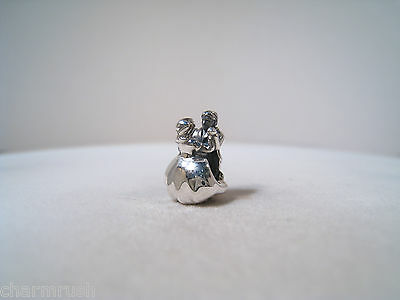 NEW!! Authentic Pandora Silver Charm First Dance 791396