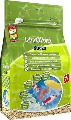 Tetra - 170087 - Pond Sticks - 7 L - Aliment complet en sticks pour tou NEUF