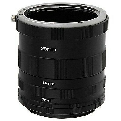 Fotodiox 11-MCR-Sony-A-Kit Extension Tube for Sony Cameras - On peut NEUF