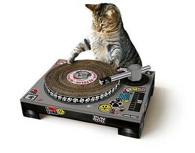 Suck Uk Grattoir pour chat Platine DJ Import Grande Bretagne - MANTA NEUF