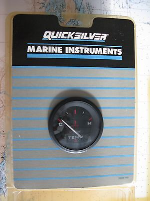 Cadran De Temperature Eau Quicksilver (Mercury-Mariner) Ref 79-832729A1