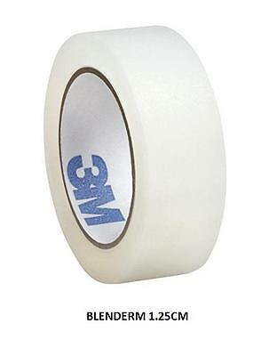 "3M BLENDERM TAPE 1.25cm SURGICAL MEDICAL RC WING REPAIR 1/2"" *Cheapest On Ebay*"