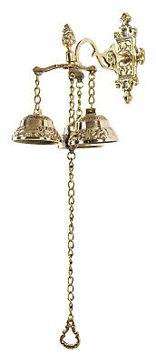 Antique Style Shopkeepers Bell Brass General Store Doorbell Reproduction Bells