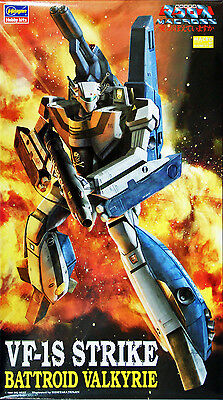Hasegawa Macross 14 VF-1S STRIKE BATTROID VALKYRIE 1/72 scale kit