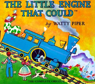 The Little Engine That Could By Watty Piper - Children's Hardcover