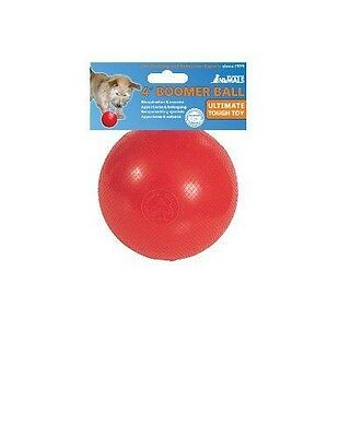 Company of Animals Jouet Chien Boomer Ball 10 cm - Le Bal Boomer est NEUF