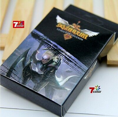 New League of Legends 54 pcs Playing Cards Poker-A01