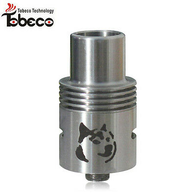 Doge V2 RDA Clone by Tobeco Ships Free USA Seller! In stock! Mutation X Tobh