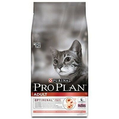 Proplan - Purina Proplan Cat Adult Saumon 10 kg - Pro Plan - Purina NEUF