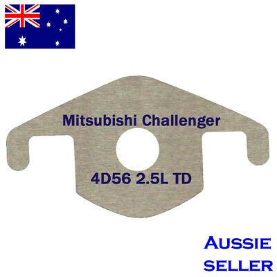 EGR Blanking Plate 202H Mitsubishi Challenger 4D56 2.5L TD block off with hole